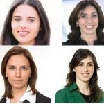 Las mujeres que integran el Gabinete del nuevo gobierno de Israel