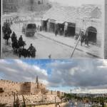 Hoy es el Día de Jerusalem: Viaje en el tiempo a través de fotos