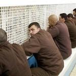 Presos palestinos irán a huelga de hambre para exigir canales de TV y presupuesto para bebidas