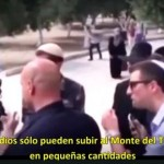 Video: Apartheid en el Monte del Templo de Jerusalém
