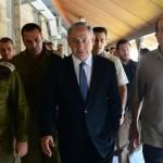 """Netanyahu: """"Cuando hablamos de seguridad, primero confío en nosotros mismos"""""""