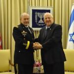 """Presidente Rivlin: """"Nací en Jerusalem y soy israelí"""""""