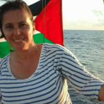 Parlamentaria española fue deportada de Israel