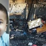 Terroristas judíos asesinan a un bebe palestino al incendiar la casa de su familia