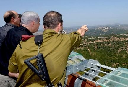 netanyahu-visita-frontera-libano