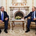Reunión entre Putín y Netanyahu