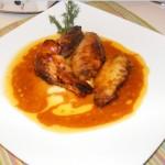 Receta para Rosh Hashaná: Pollo con miel y almendras