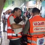 Palestino asesina a dos hombres, hiere a una mujer y su bebé de 2 años