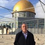 """""""Este lugar sagrado permanecerá siendo un sitio sagrado exclusivamente islámico para siempre"""", expresó el legislador cristiano israelí"""