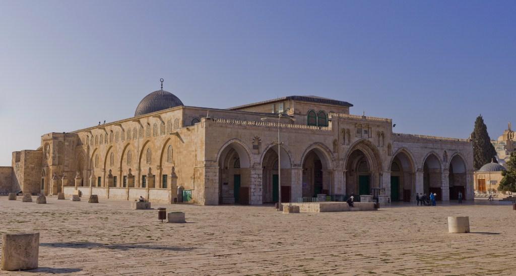 La Mezquita de El Aqtza