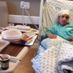"""Foto y Video del niño terrorista que Abbas dijo que había sido """"ejecutado"""" por Israel"""