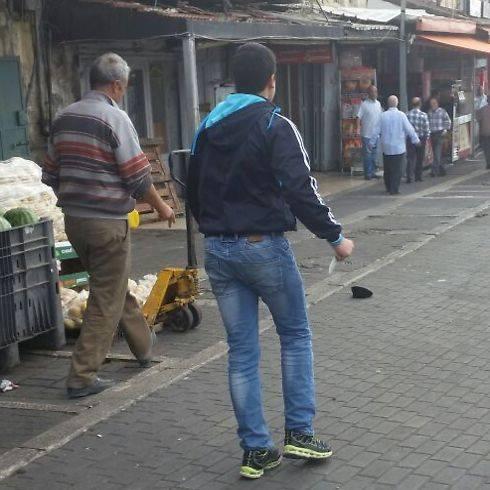 Ataque de joven palestino en Jerusalem