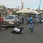 Un Fin de Semana de violencia palestina en Israel