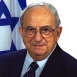 """Falleció Itzjak Navon Z""""L, quinto presidente de Israel"""