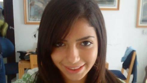 """Una de las últimas víctimas, Hadar Buchris Z""""L, tenia 21 años. Esperaba el autobus cuando un fundamentalista islámico decidió terminar con su vida."""
