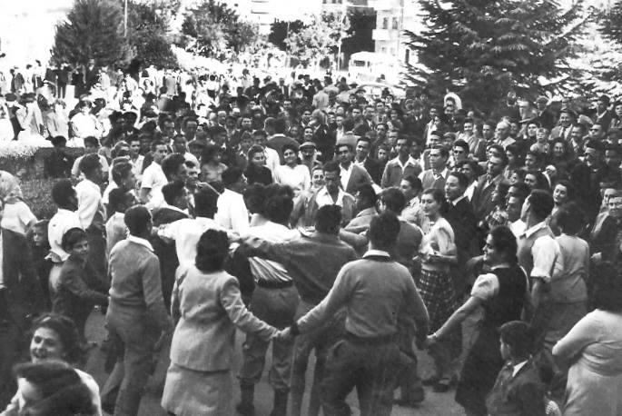 El pueblo judío en Eretz Israel celebró la decisión