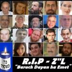 """En 2 meses 22 israelíes asesinados por terroristas y la ONU conmemoró la """"tragedia"""" palestina"""