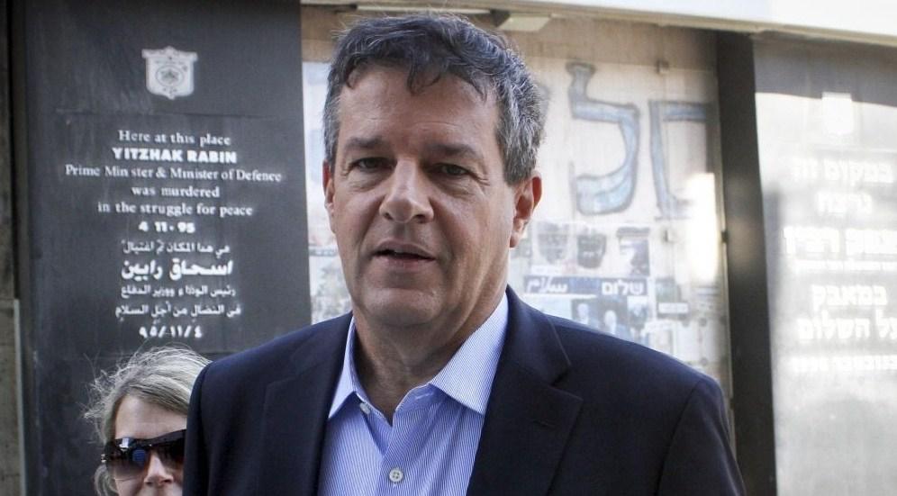 Yuval Rabin, hijo del Primer Ministro asesinado