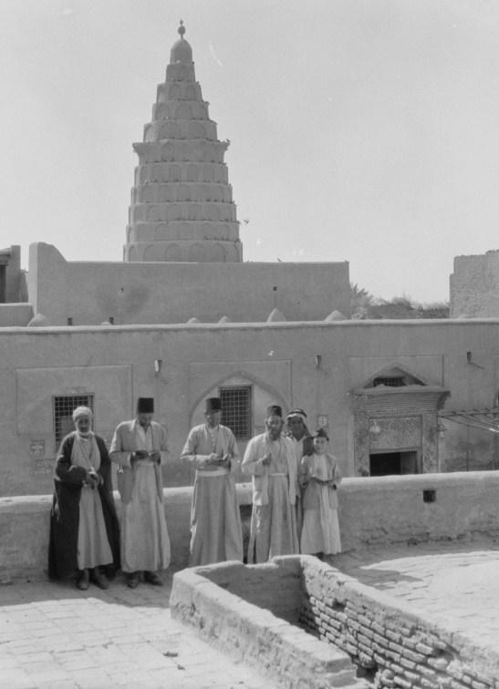 Tumba del Profeta Ezequiel en Irak