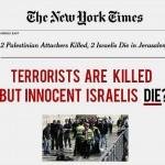 New York Times: Los terroristas son asesinados, las víctimas… simplemente mueren