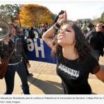 Para Estudiantes por la Justicia en Palestina, carta de una mujer negra enojada