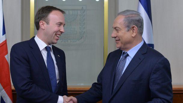 Hancock-Netanyahu