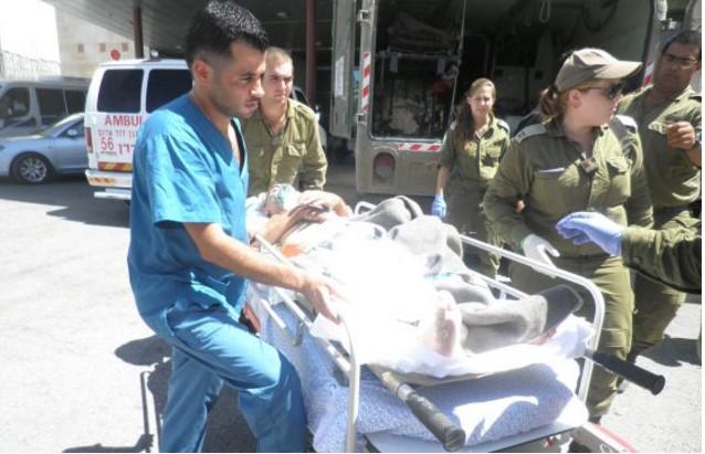 heridos-sirios-israel