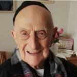 Un israelí sobreviviente del Holocausto es el hombre más longevo del mundo a los 112