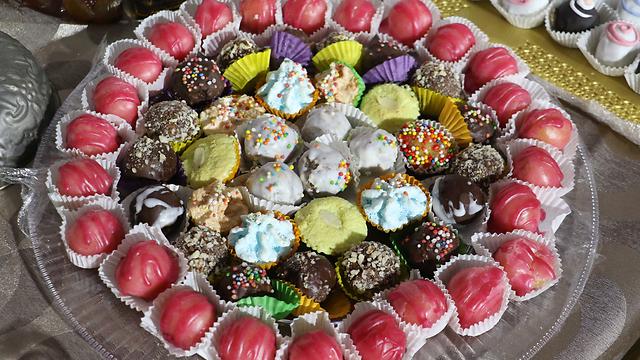 Dulces típicos de la festividad