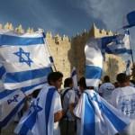 """""""Estamos en Jerusalem por derecho y no por caridad"""""""