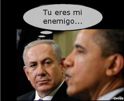 Netanyahu on Obama