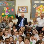 Más de dos millones de alumnos comenzaron las clases en Israel