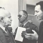 Shimon Peres – El eterno soñador. Segunda parte