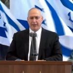"""Palabras de despedida de uno de los hijos de Shimon Peres Z""""L"""