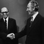 Shimon Peres Z»L – El eterno soñador. Cuarta parte