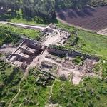 Hallan puerta santuario datada del período del Primer Templo judío