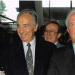 """Shimon Peres Z""""L – El eterno soñador. Quinta parte"""