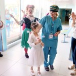 Niña siria supera el cáncer con ayuda de médicos israelíes