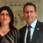 Chile: El boicot palestino contra la esposa del embajador israelí