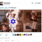 Opinión: El apoyo en los medios sociales árabes a los fuegos e incendios provocados
