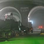 Un tren de alta velocidad unirá el Muro de los Lamentos con Tel Aviv