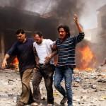 """Siria: """"las fuerzas de assad están enterrando a la gente viva"""""""