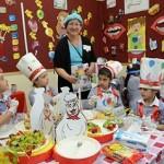 Niños palestinos se concientizan acerca de la salud cardíaca gracias a Hadassah