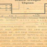 """En un telegrama redescubierto, los nazis ofrecieron ayuda al muftí de Jerusalem contra los """"intrusos judíos"""""""