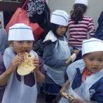 Una tribu judía perdida prepara matzá en la India