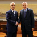 """Erdogan al primer ministro palestino: """"Proteger Jerusalén contra los intentos de judaización"""""""