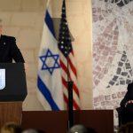 """Trump: """"Los lazos del pueblo judío con Tierra Santa son eternos"""""""