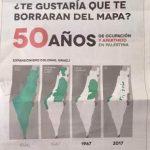 Denuncian una campaña de incitación al odio por parte de la Federación Palestina de Chile