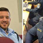 Haiel Sitawe y Kamil Shnaan, los dos policías israelíes asesinados en Jerusalén