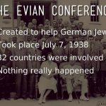 Opinión: Evian, cuando las puertas se cerraron a los judíos